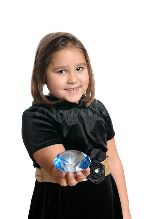 Cute Girl royalty free stock image