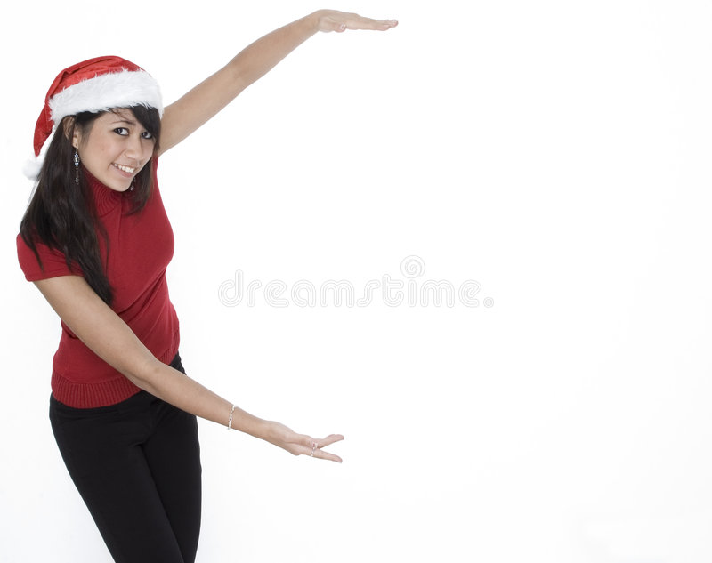 Download Cute Girl Holding ... stock photo. Image of receiving - 1420506