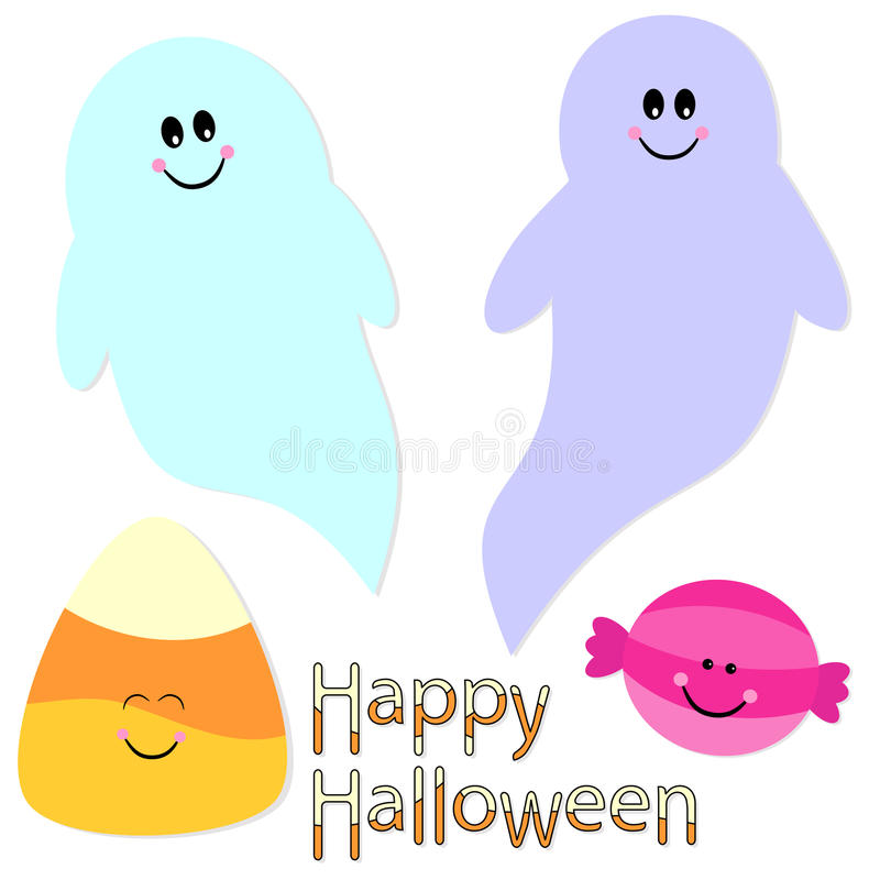 Download Cute Halloween Graphics Collection Stock Illustration - Image: 21222315