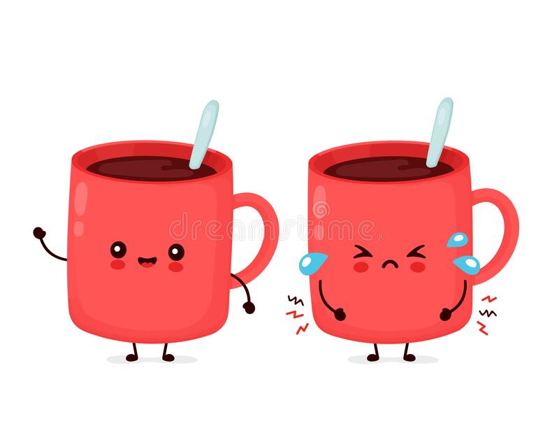 Coffee Cup Sad Stock Illustrations 554 Coffee Cup Sad Stock Illustrations Vectors Clipart Dreamstime