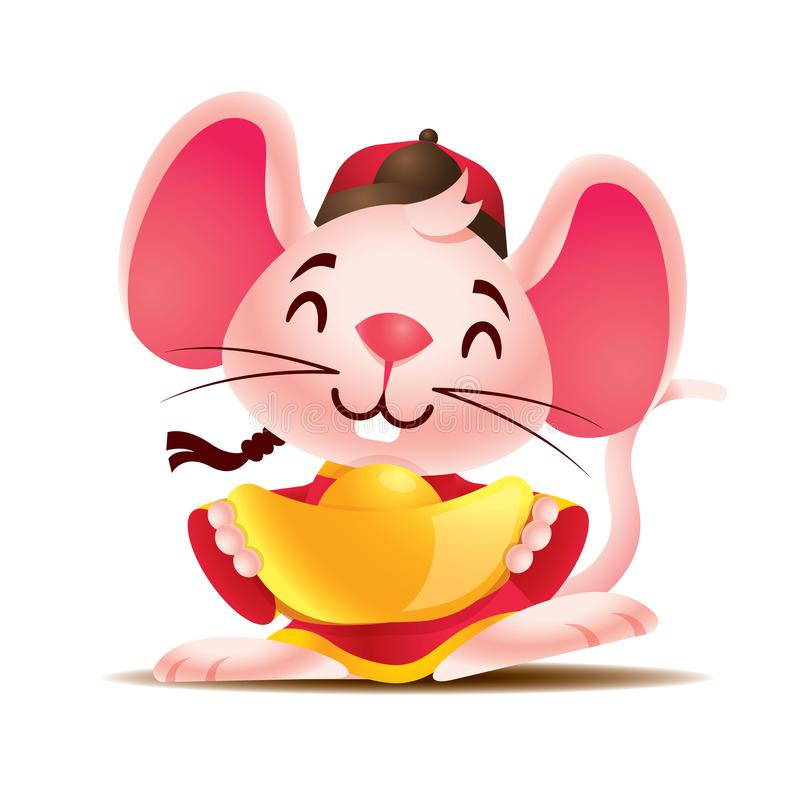 https://thumbs.dreamstime.com/b/cute-happy-white-mouse-big-ears-traditional-chinese-jacket-holding-big-gold-ingot-chinese-new-year-year-rat-mice-158045708.jpg