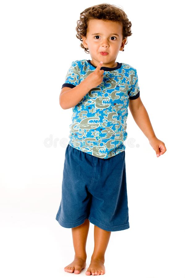 Cute Kid Stock Image