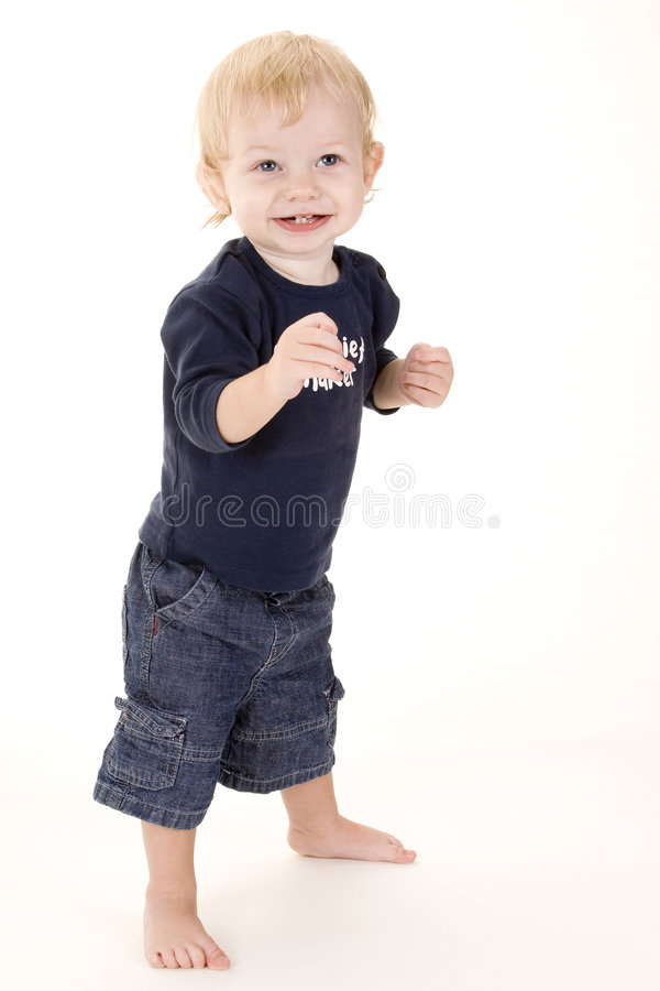 Cute Kid 6 stock images
