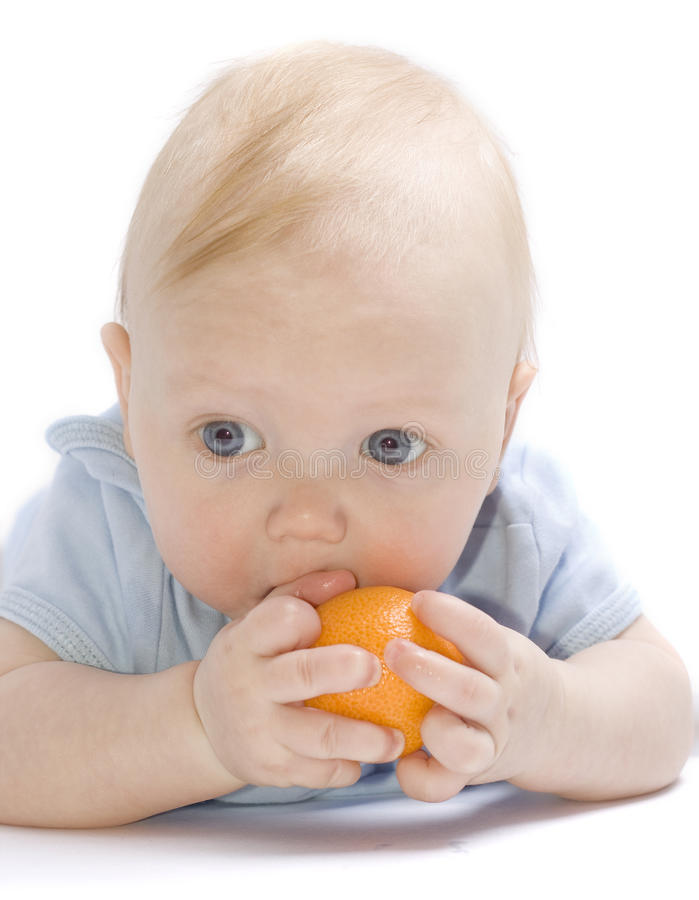 Download Cute Little Baby Stock Image - Image: 14723541