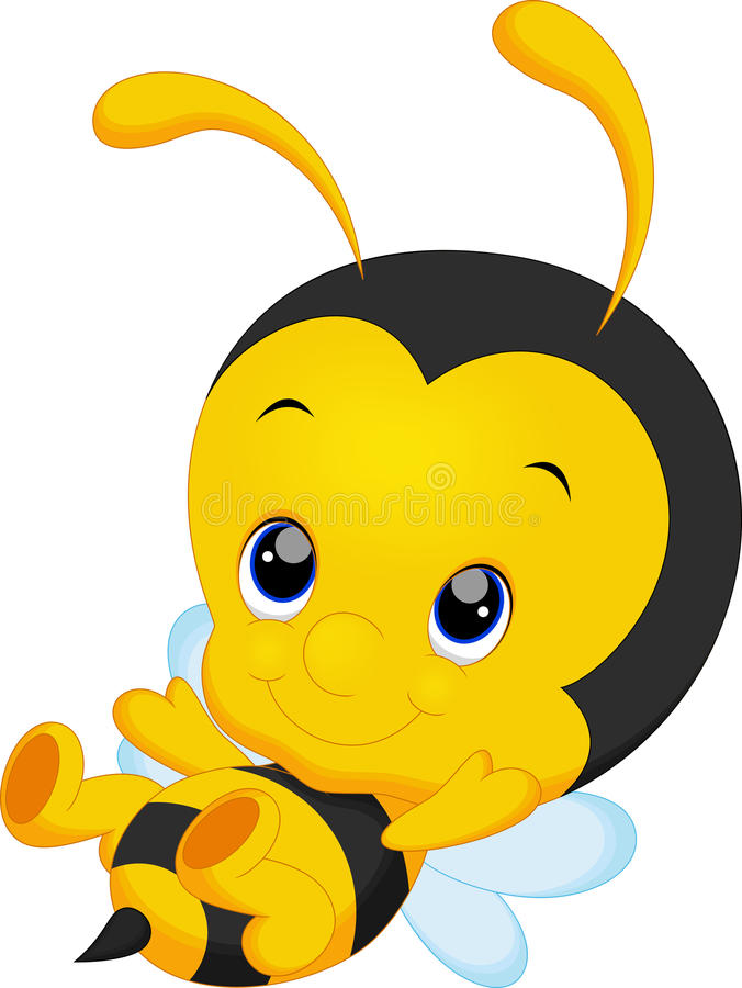 Queen Bee Clip Art - Royalty Free - GoGraph