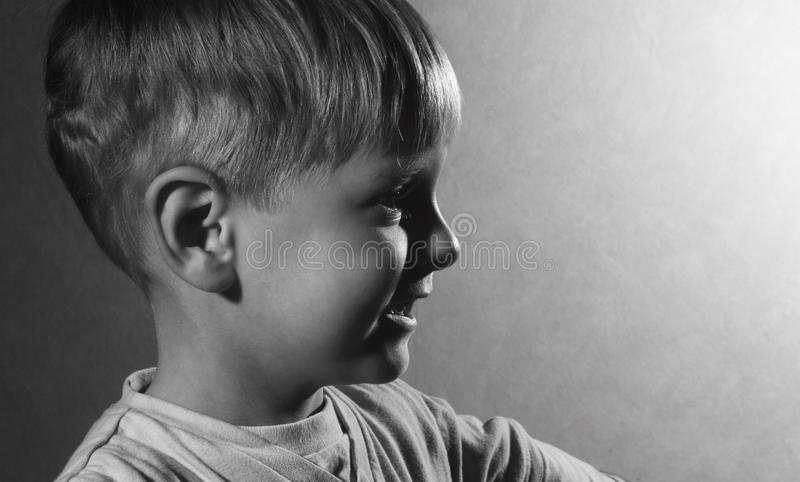 Download Cute Little Boy Stock Image - Image: 28747891