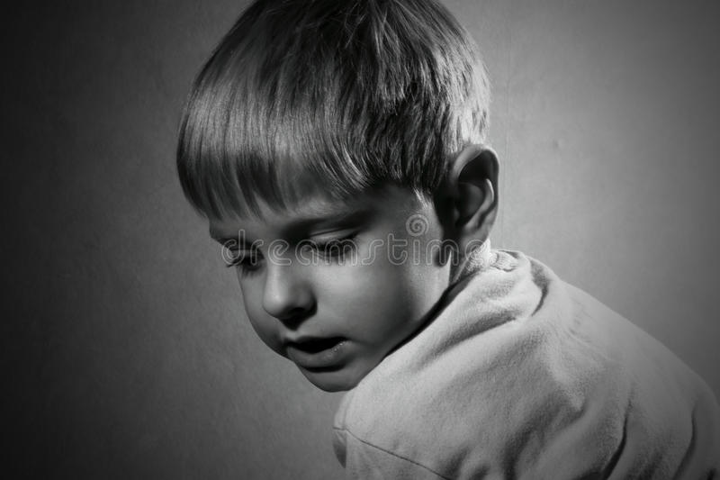 Download Cute little boy stock image. Image of photo, sweet, soft - 28748085