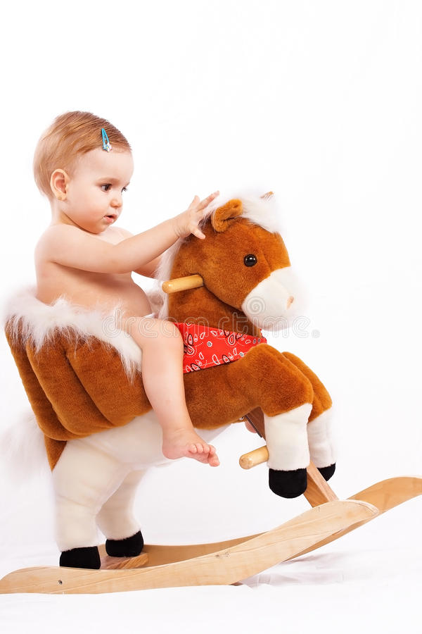 Cute little child baby royalty free stock photos