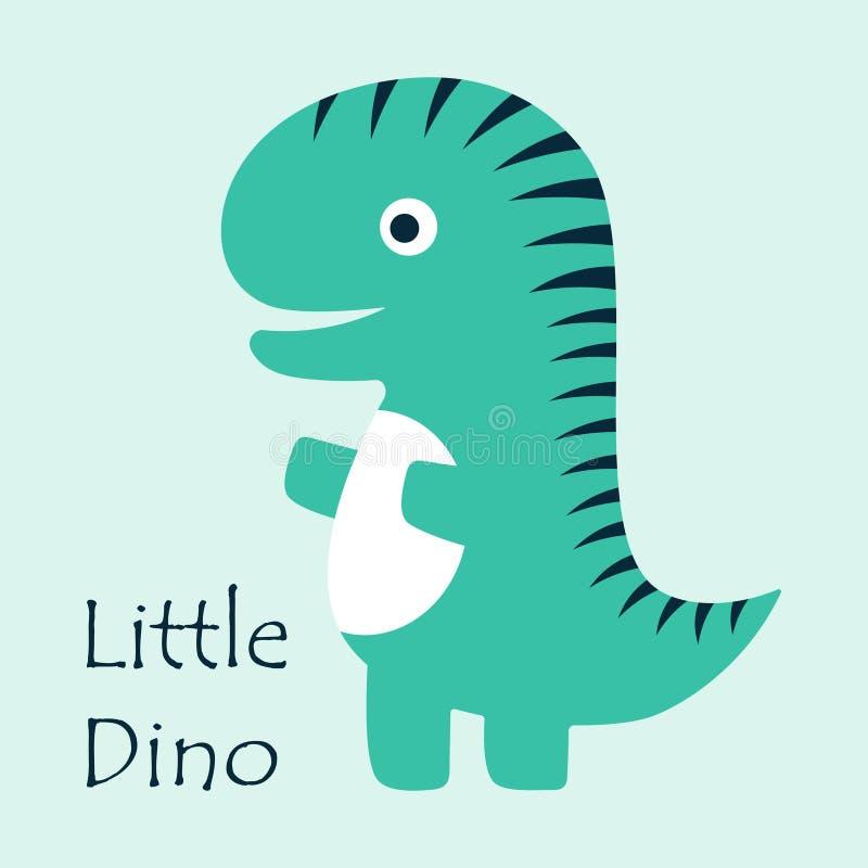 Free Cute Little Dino Stock Photo - 119860470