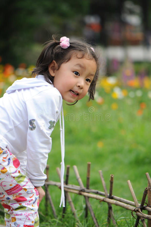 Download Cute Little Girl Royalty Free Stock Photo - Image: 11852455