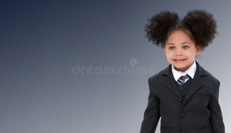 Cute little girl royalty free stock photos