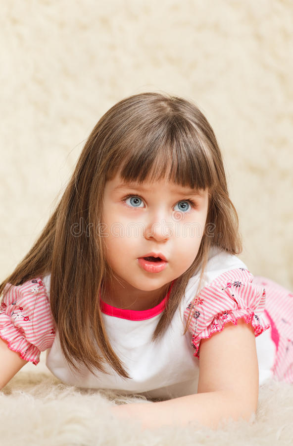 Download Cute Little Girl stock photo. Image of female, fairy - 20646016