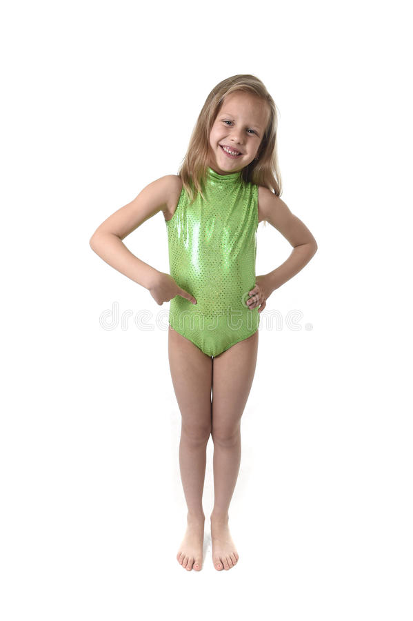 Free Cute Little Girl Pointing Tummy In Body Parts Learning School Chart Serie Stock Photos - 69270823