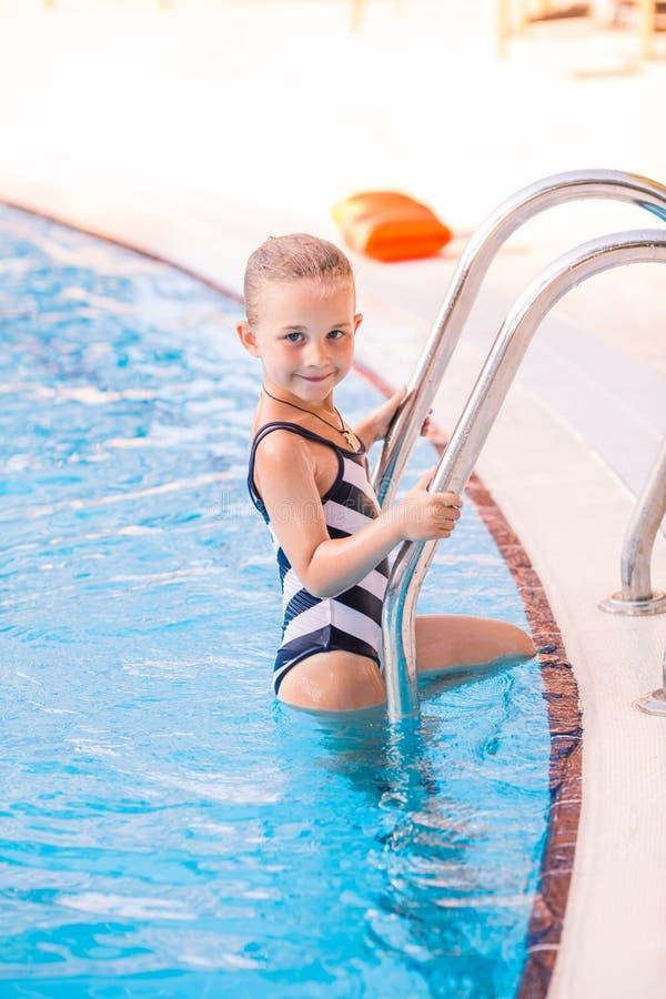 Authoritative point Sweet girls swim pool has