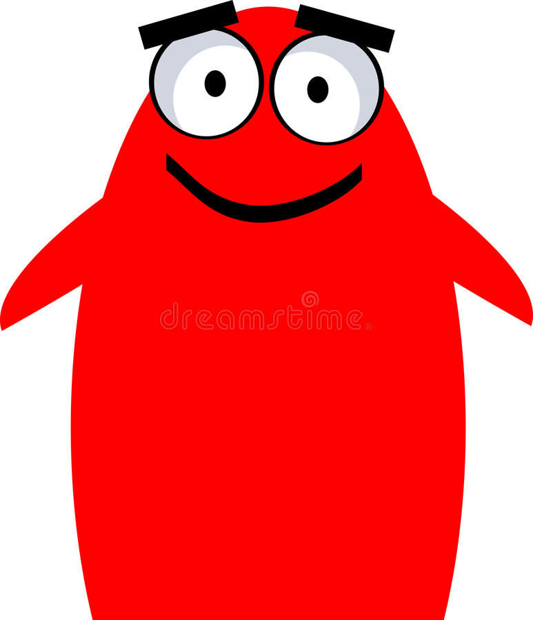 Download Cute Monster - Vector Clipart Stock Vector - Image: 6994343