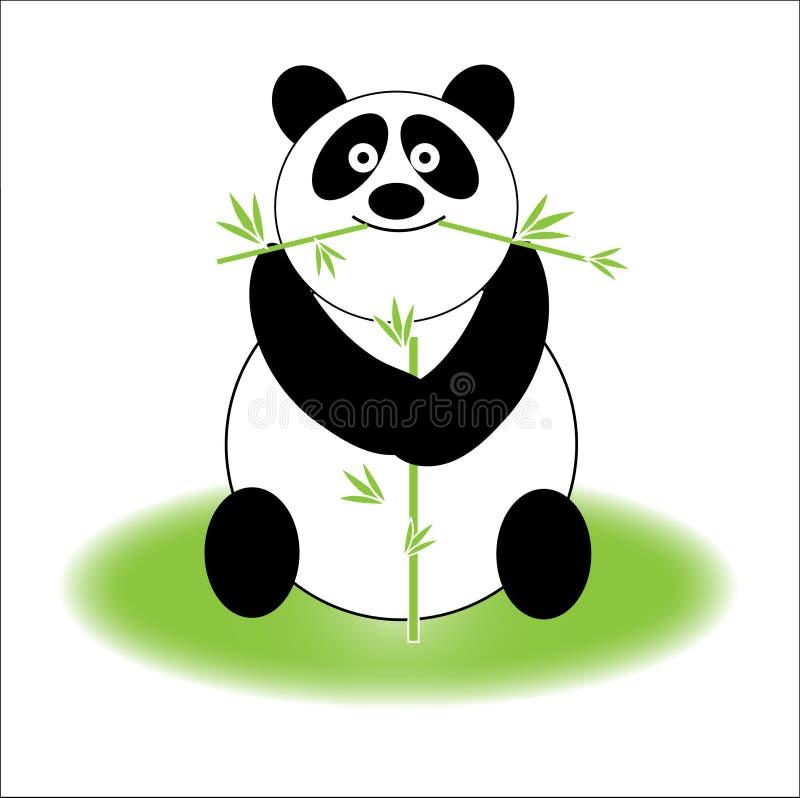 Cute Panda Royalty Free Stock Image