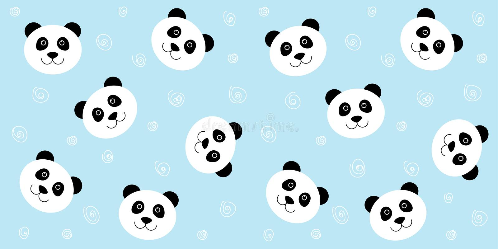 Cute Panda Wallpaper Stock Illustrations 4 044 Cute Panda Wallpaper Stock Illustrations Vectors Clipart Dreamstime