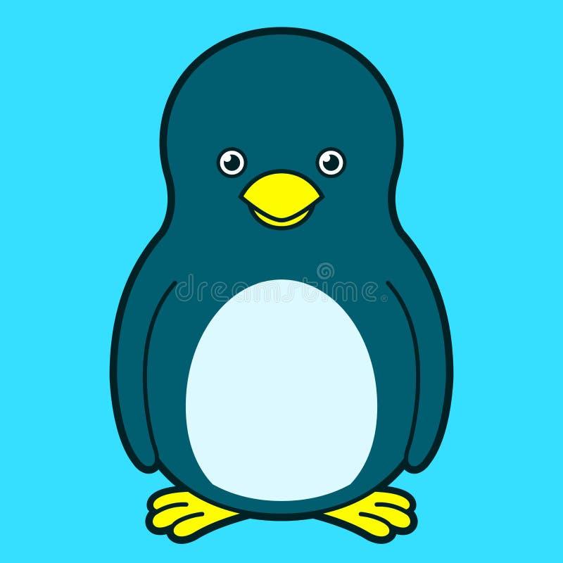 Download Cute penguin stock vector. Illustration of friendly, bird - 7036885