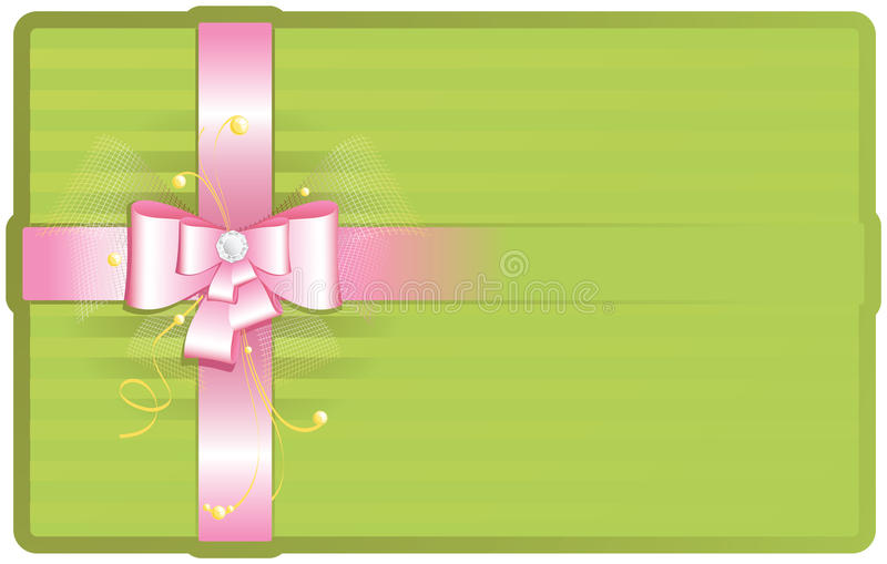 Download Cute Pink Bow Royalty Free Stock Photos - Image: 16332518