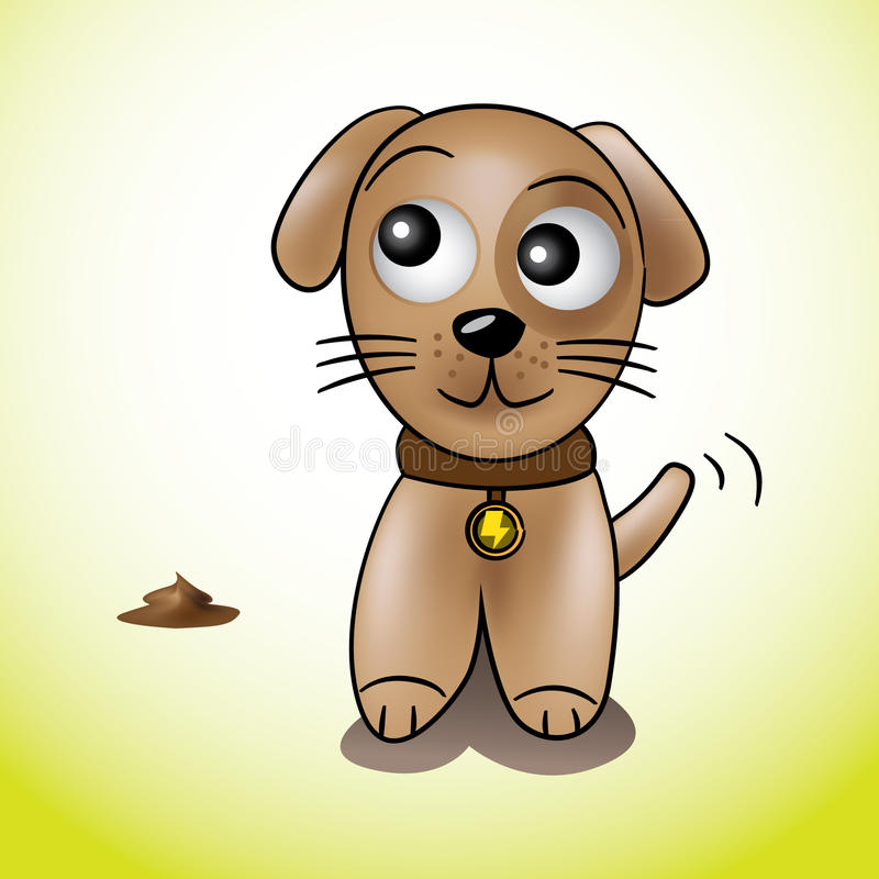 Download Cute puppy stock illustration. Illustration of puppy - 18133291