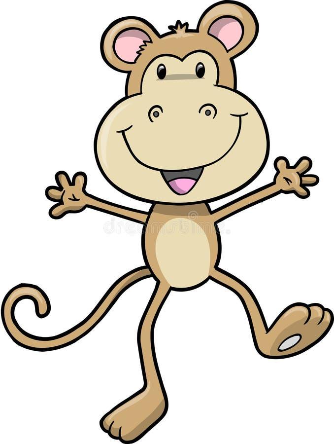 Download Cute Safari Monkey stock vector. Illustration of monkey - 11613094