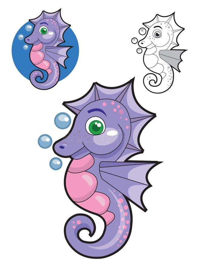 Free Cute Seahorse Stock Photo - 16331840
