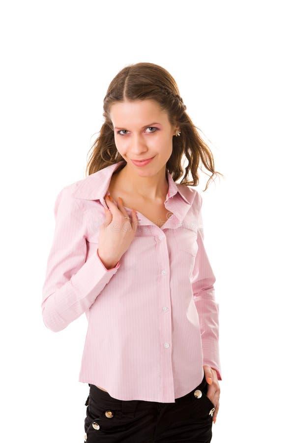 Download Cute secretary stock photo. Image of caucasian, expertise - 11340198