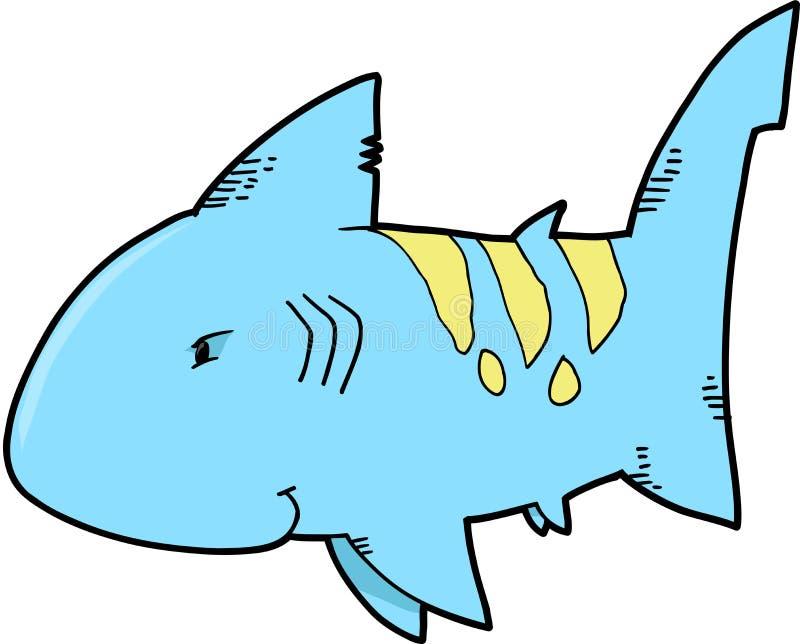 Cute Shark Vector Stock Photo - Image: 5726620