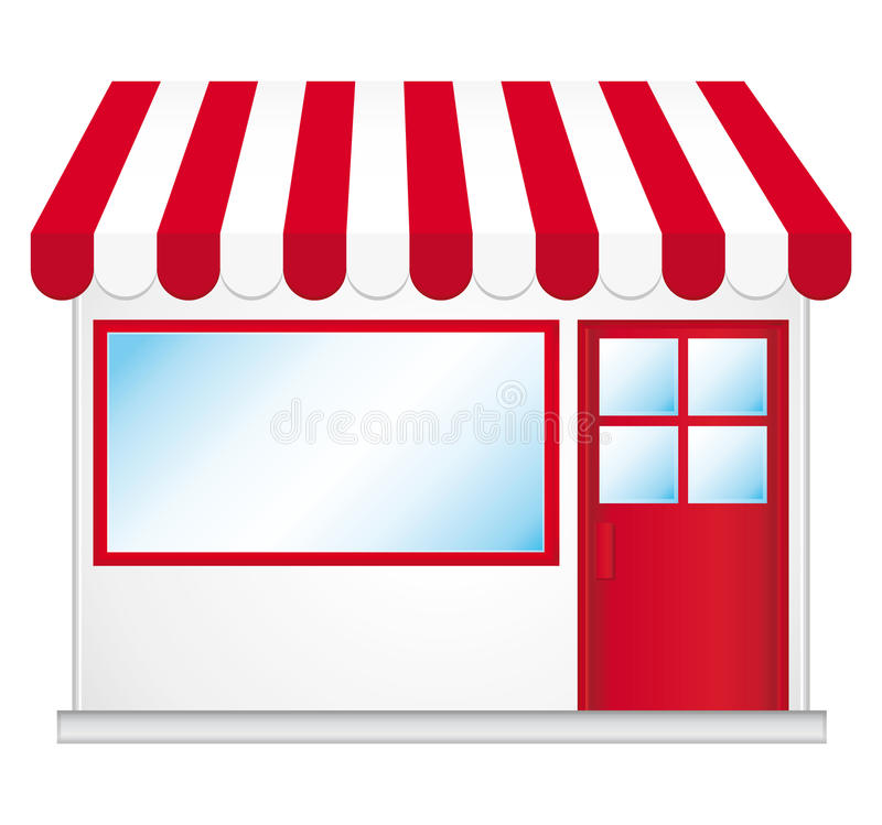 Free Cute Shop Icon Stock Images - 16435924