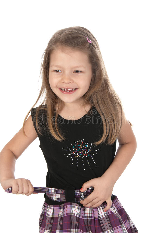 Download Cute Smiling Girl Royalty Free Stock Images - Image: 24940749