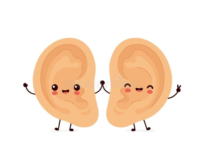 Cartoon Ears Human Stock Illustrations – 1,054 Cartoon Ears Human ...