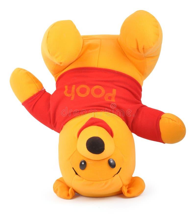 Cute teddy stock photo
