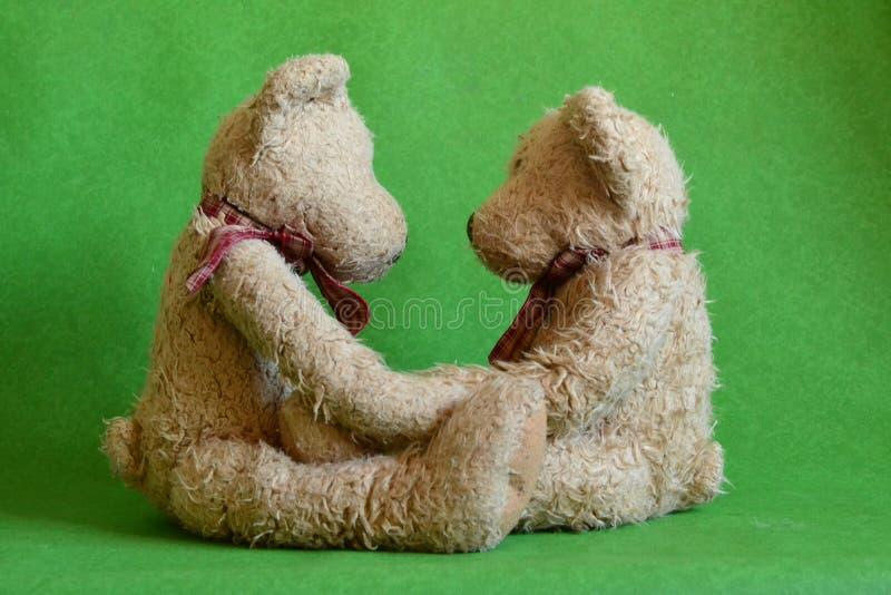 Cute, Teddy, Bears stock images