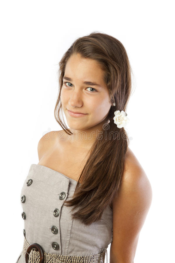 Download Cute Teenager stock photo. Image of friendly, cute, woman - 21597694