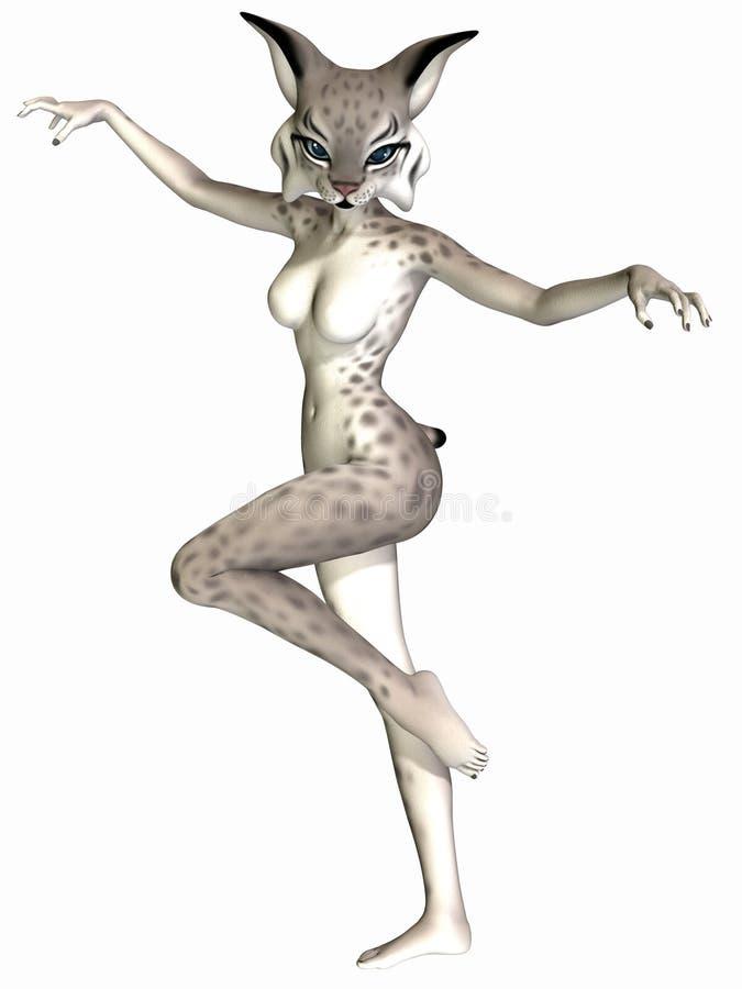 Download Cute Toon Figure - Lynx stock illustration. Image of cartoon - 13260500