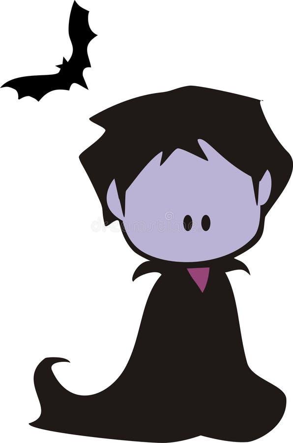 Free Cute Vampire Character Stock Photos - 9755853