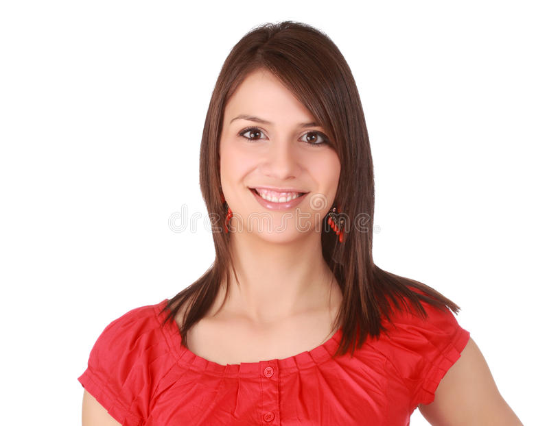 Download Cute woman stock photo. Image of people, female, girl - 14859520