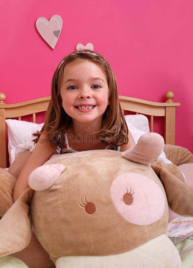 Download Cute young girl stock photo. Image of smiling, innocence - 21154348