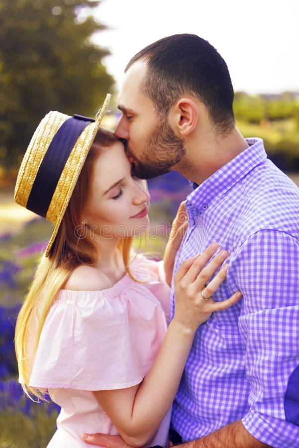 Love Couple Boy Kiss Girl Stock Images - Download 8,529 Royalty Free