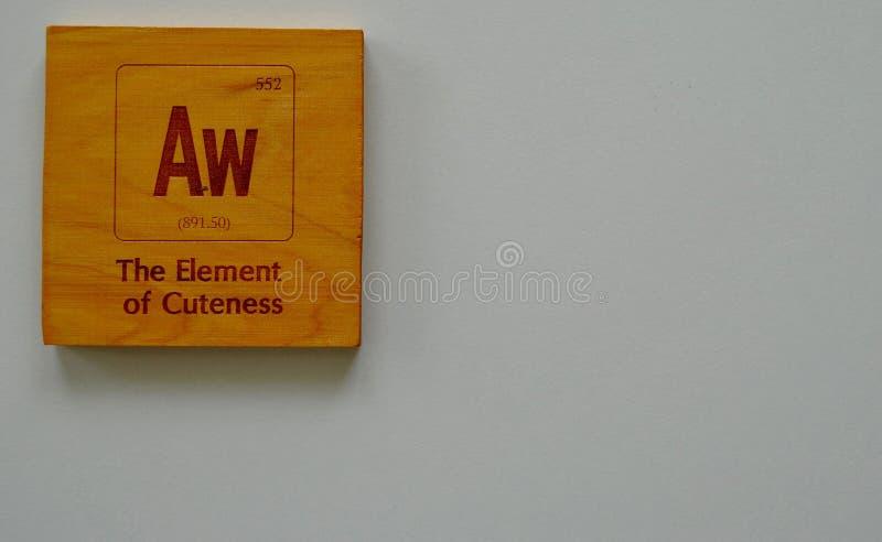 Cuteness del Aw imagen de archivo libre de regalías