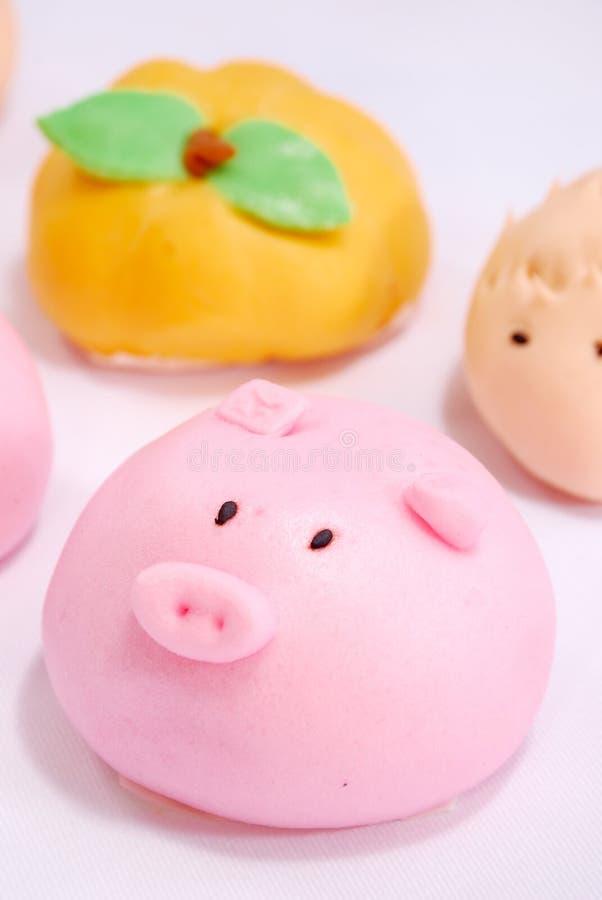 Cutie Bun Series 03 royalty free stock image