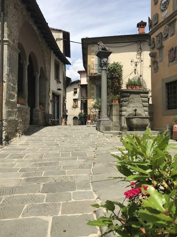 Cutigliano, Italie photographie stock libre de droits