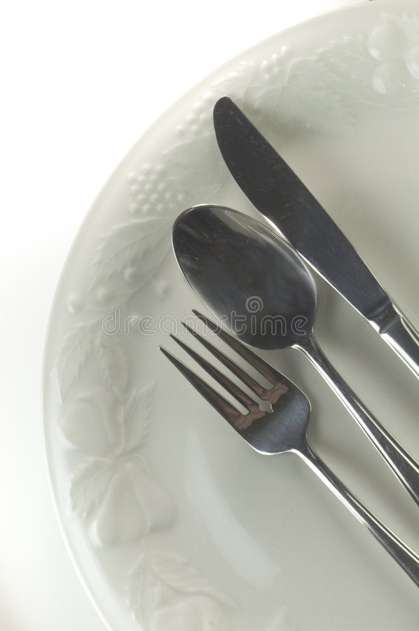 Download Cutlery Stock Photo - Image: 1704650