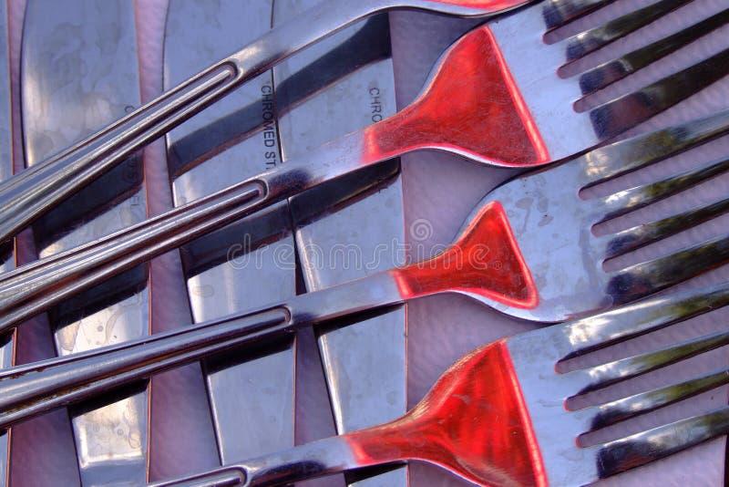 cutlery стоковая фотография rf