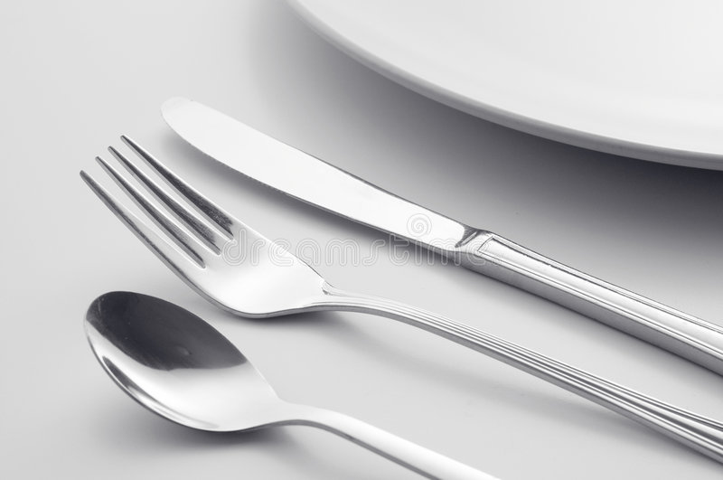 Download Cutlery Royalty Free Stock Image - Image: 9216236