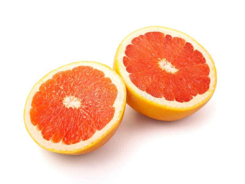 Download Cutted graipfruit stock afbeelding. Afbeelding bestaande uit fruit - 10778477