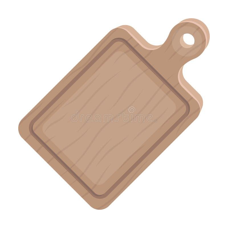 Cutting board.BBQ single icon in cartoon style rater,bitmap symbol stock illustration web. Cutting board.BBQ single icon in cartoon style rater,bitmap symbol stock illustration