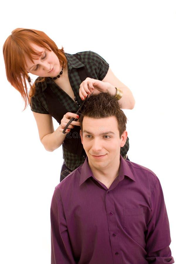 Free Cutting Hair Stock Photos - 9133373