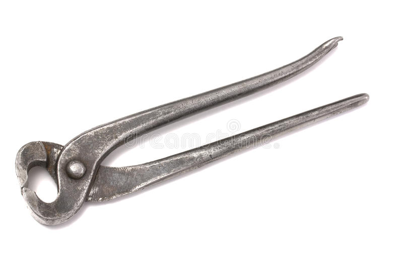 Cutting tongs stock images