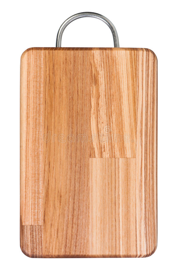 Download Cutting Wooden Board With Handle Royalty Free Stock Images - Image: 23583299